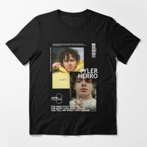 JACK HARLOW TYLER HERRO POSTER Classic Unisex T Shirt min