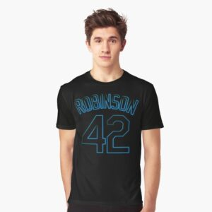 Jackie Robinson 42 Classic Unisex T Shirt min