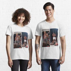 Jake Paul Champion Mike Tyson T Shirt S 5XL Good Cotton min