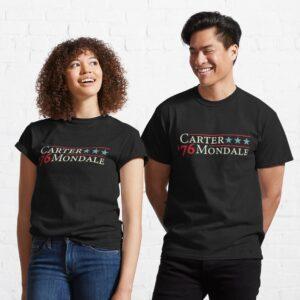Jimmy Carter Mondale 1976 Classic T Shirt min