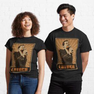 Luther Vandross Classic Unisex T Shirt 2 min