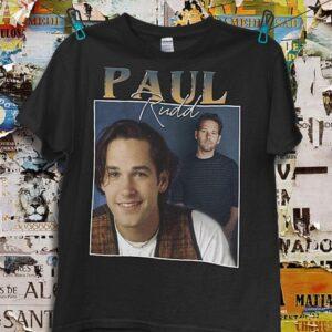 Paul Rudd 90s Retro Vintage Classic T Shirt min