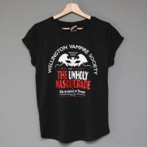 THE UNHOLY MASQUERADE Classic T Shirt min