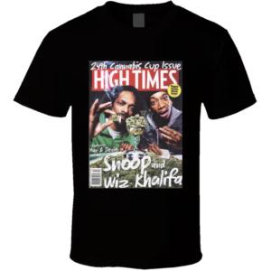 Wiz Khalifa And Snoop Mac And Devin High Tim Unisex T Shirt