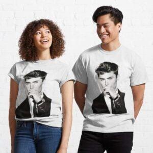 Young Zac Efron Classic Unisex T Shirt