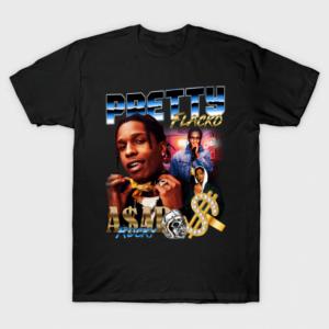 Asap Rocky Vintage Style Classic Unisex T Shirt