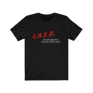 Cher DARE Parody Classic Unisex T Shirt