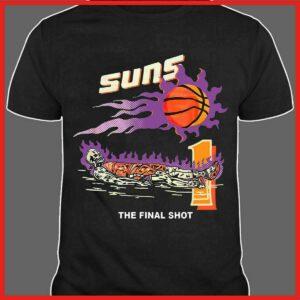 Devin Booker Phoenix Suns Classic Unisex T Shirt