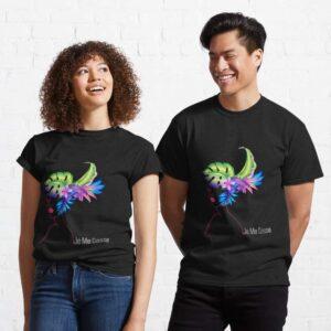 Eurovision Song Contest 2021 ESC Fans Je Me Casse Classic Unisex T Shirt