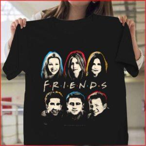 Friends Movie Vintage Classic Unisex T Shirt