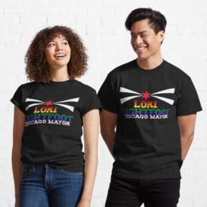 Lori Lightfoot Mayor Of Chicago Classic Unisex T Shirt