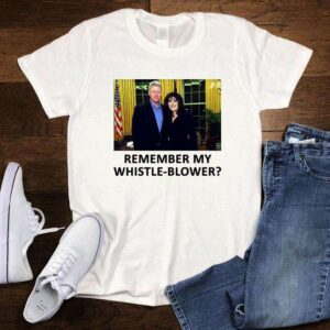 Monica Lewinsky Remember My Whistleblower Classic Unisex T Shirt