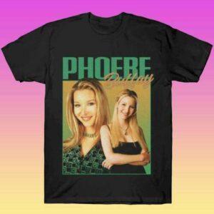 Phoebe Buffay Lisa Kudrow Classic Unisex T Shirt
