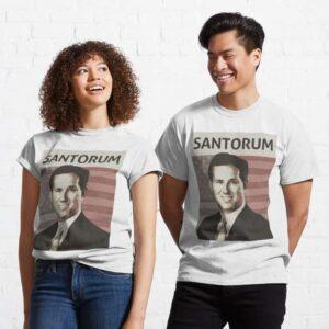 Rick Santorum 2021 Classic Unisex T Shirt