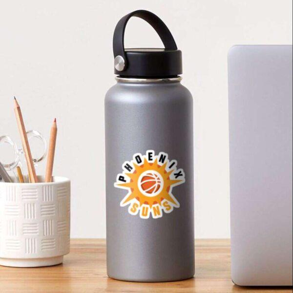 Rising Suns Decorative Sticker