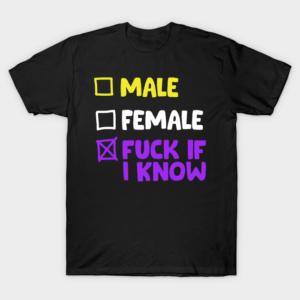 Transgender Nonbinary LGBTQ Classic Unisex T Shirt