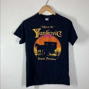 Yankovic Amish Paradise Classic Unisex T Shirt