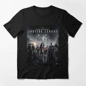 Zack Snyder League Classic Unisex T Shirt
