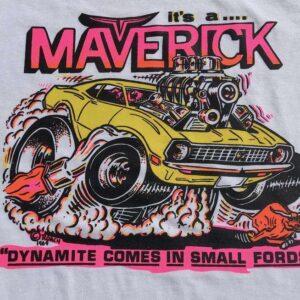 1970s Ford Maverick Vintage Classic T Shirt