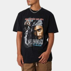 2PAC All Eyes On Me Vintage Classic Unisex T Shirt