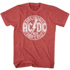 ACDC High Voltage Rock Roll Music Rock and Roll Music T Shirt