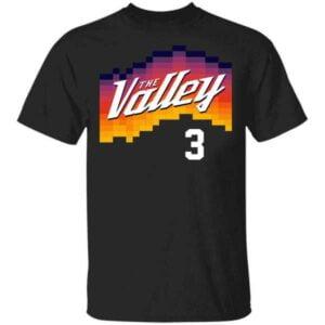 Chris Paul Phoenix Suns City T Shirt