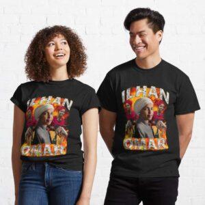 Ilhan Omar Good Quality Cotton T Shirt