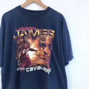 Lebron James NBA Draft Day T Shirt