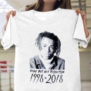 XXXTentacion Tribute 1998 2018 Classic Unisex T Shirt