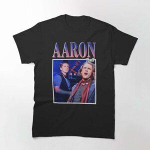 Aaron Tveit Schmigadoon Vintage T Shirt
