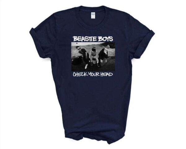 Beastie Boys Check Your Head Vintage T Shirt