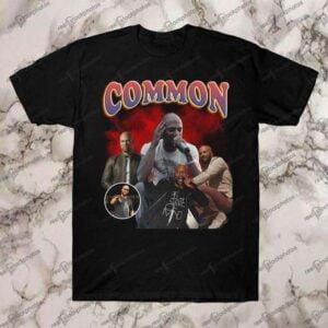 Common Vintage Retro Style Rap Hip Hop T Shirt
