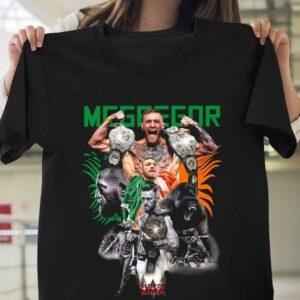 Conor McGregor MMA Vintage T Shirt