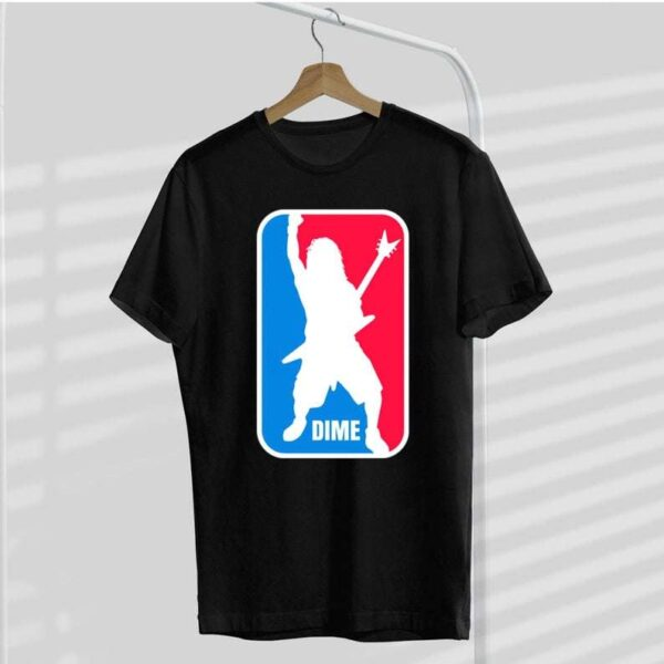 Dime Dimebag Darrell Sport T Shirt