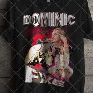 Dominic Fike Vintage Retro Style Rap Hip Hop T Shirt