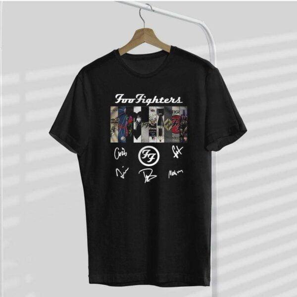 Foo Fighters Logo T Shirt