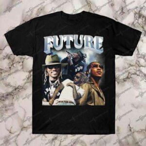 Future Vintage Retro Style T Shirt