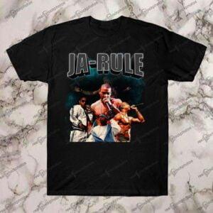 Ja Rule Vintage Retro Style Rap 90s T Shirt