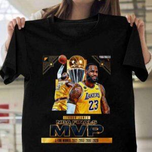 Los Angeles Lakers 2020 Nba Finals Champs T Shirt
