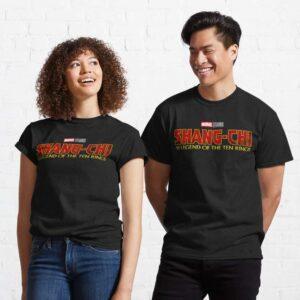 Shang Chi Legend of Ten Rings Movie T Shirt