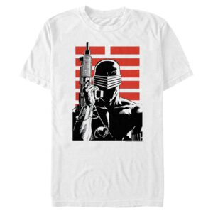 Snake Eyes GI Joe Movie T Shirt