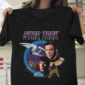 Star Trek Movie T Shirt