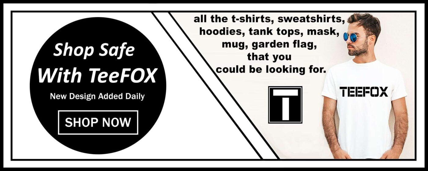 TeeFox banner