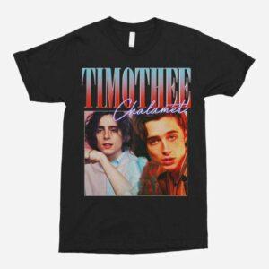 Timothee Chalamet Vintage T Shirt 1