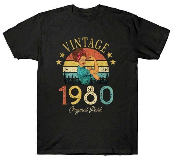Vintage 1980 T Shirt