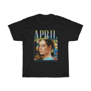 April Ludgate Parks And Recreation Movie Unisex T Shirt