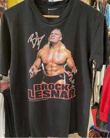Brock Lesnar Wrestling Unisex Shirt