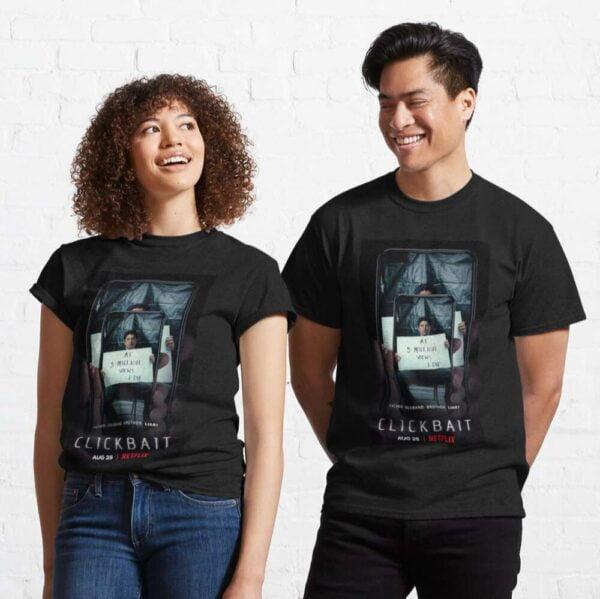 Clickbait Netflix Unisex T Shirt