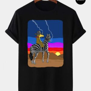 Freddie Gibbs and Madlib Bandana Flat Tummy T Shirt
