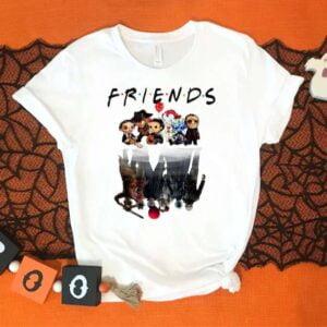 Friends Halloween Classic Shirt